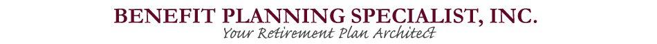 Benefit Planning Specialist